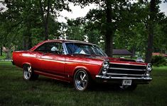 One -- Come check out /r/fairlane for more Ford Fairlanes Car Ford, Ford Trucks, Ford Lincoln Mercury, Ford Torino, Old School Cars, Ford Classic Cars, Oldschool, Old Fords, Ford Fairlane