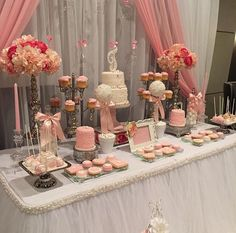 Pearl Baby Shower!  Done by @festejos_party_rentals