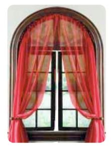 39 Best Arched And Eyebrow Window Treatment Ideas Images