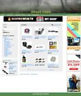 AIRSOFT STORE - AFFILIATE ONLINE BUSINESS WEBSITE FOR SALE