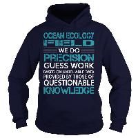 Awesome Tee For Ocean Ecology Field