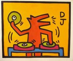 DJ Fox Oil Painting on Canvas - 100% Hand Made - Ready to Hang - Crafted by Talented Artist by ArtworkOnly on Etsy https://www.etsy.com/listing/240007457/dj-fox-oil-painting-on-canvas-100-hand