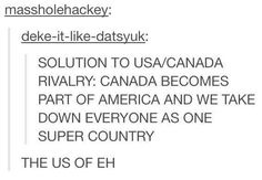 THE U.S. OF EH