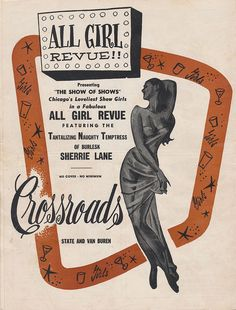 Night Club Happenings in Chicago for the week of May 11-18, 1956.