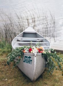 Lakeside Summer Camp Wedding - Inspired by This