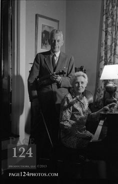 Bill and Lois Wilson, co-founders of AA and Al-Anon