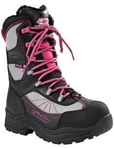 079efe44e4c Castle X Force 2 Women s Snowmobile Boot Gray SZ 10 Review Snowmobile Boots