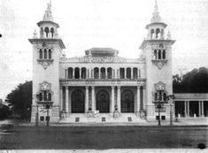 Cine Theatro Casino - Passeio Público. Construido por volta de 1921, pelo prefeito Carlos Sampaio visando ao aparelhamento da cidade para as comemorações do Centenário da Independência do Brasil. Se tornando theatro por volta de 1924. Foi cinema por volta de 1927 por pouco meses.