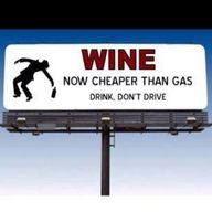 wine... now cheaper than gas! :)