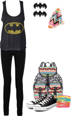 """""""My school outfit :)"""" by felytery ❤ liked on Polyvore"""