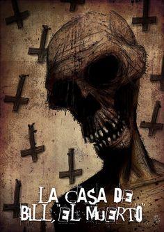 """Iván Ruiz Solís. Ilustración & Cómic: Bill, """"el muerto"""""""