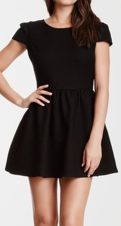 LBD... TJ maxx always has the cutest dresses..I hope I can make it down there before Boise this weekend.
