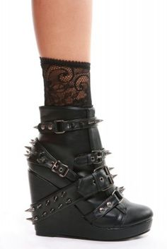 Yes, I do still have a darker side, and it happens to want these boots.