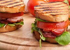 A delicious BLT is a perfect and flavorful summer meal.