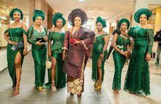 Kenyan Wedding, African Wedding Attire, African Attire, Wedding Sets, Wedding Styles, Green Wedding Decorations, African Traditional Wedding Dress, Mother Of The Bride Dresses Long, African Dashiki