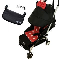 Introducing child #stroller extras
