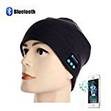 Review for Dolida Bluetooth Wireless Music Beanie Hat Women Men Winter Knitted Hat Trendy C... - Ami Vanderhoff  - Blog Booster