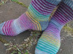 Lankaterapiaa: Piristys - stripes full of Delight