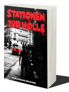 Cover Stationen zur Hölle  (Coming soon on Amazon)