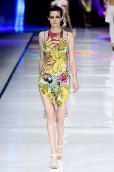 Just Cavalli Spring 2014 Collection #MFW