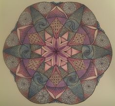 Mandala by Helen Brown