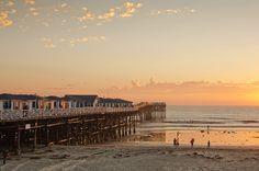 Crystal Pier - Pacific Beach, CA