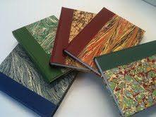 Jemma Lewis Marbling Journals by Miss Marbling, via Flickr
