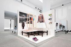 Nike Studio at Beijing Art Gallery by Coordination Asia, Beijing – China » Retail Design Blog