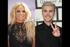 Does Justin Bieber Have A Song On Britney Spears' Glory?!