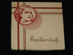 Vintage Set of Three 3 Boxed White Cotton Handkerchiefs by parkie2, $12.50