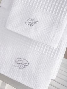 Blumarine Home Collection • Bath Linens - St. Tropez