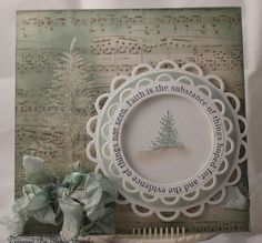 MagPie's Corner: A Holiday Card.....