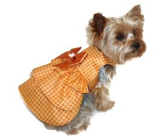 THANKSGIVING Dog Clothes SEWING PATTERN 1628 от SofiandFriends, $8.25