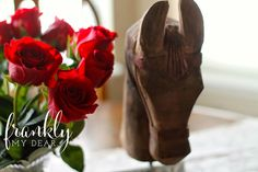 Frankly My Dear...: Run for the Roses {140th Kentucky Derby Party}