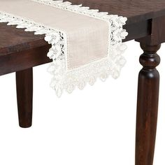 8 Lace Table Runners Ideas Lace Table Runners Lace Table Table Runners