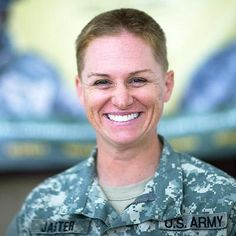 Hot: Major Lisa Jaster Becomes Third Woman to Graduate Army Ranger School: 'Quitting Was Not an Option'