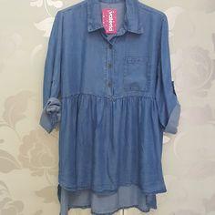 #maxy camicia #denim #valeria #abbigliamento