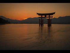 Itsukushima Shinto Shrine Itsukushima Hatsukaichi Hiroshima Prefecture Japan.