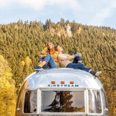 #Airstream #TradeWind 1970 #glamping by #tomsvintagetrailers #Fotoshooting in Goslar Germany in Autumn. Foto by #switchstudio for #haflinger. Airstream, Glamping, Vintage Trailers, Toms, Germany, Studio, Autumn, Concerts, Photo Shoot