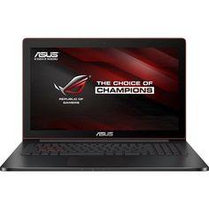 "Popular on Best Buy : Asus - ROG G501VW 15.6"" Laptop - Intel Core i7 - 8GB - 1TB Hard Drive - Black metal hairline"