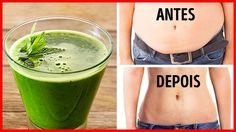 Esta Bebida REMOVE a Gordura da Barriga em 7 dias! | Dicas de Saúde