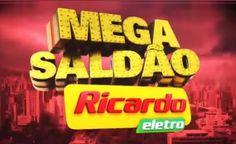Nesta quinta-feira (5) tem Mega Saldão no Ricardo Eletro, onde você terá a oportunidade de encontrar promoções com até 80% de desconto. Não perca!