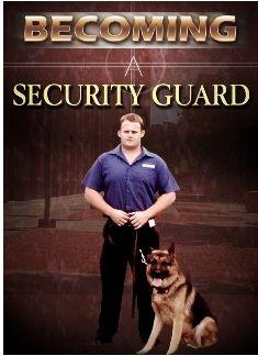 Tough security guard :)