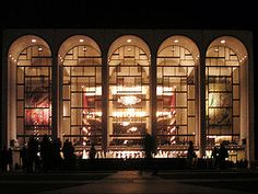 On 10/22/1883 – The Metropolitan Opera House in New York City opens with a performance of Gounod's Faust.  Learn more...