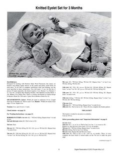 Patons 78 Handknits for Babies Baby Cardigan Knitting Pattern, Baby Knitting Patterns, Free Knitting, Baby Doll Clothes, Baby Dolls, Baby Girl Patterns, Moss Stitch, Baby Knits, Knitted Baby