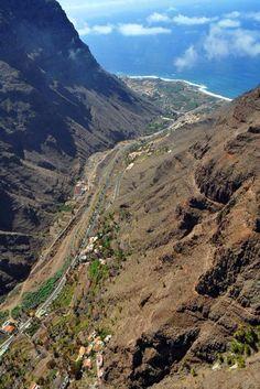 Valle Gran Rey, La Gomera, Islas Canarias, Spain