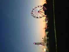 Sunrise at Bonnaroo