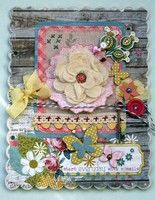 A Project by Lynette11 from our Scrapbooking Gallery originally submitted 06/27/12 at 10:08 AM