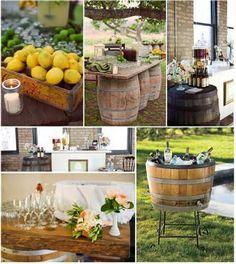 rustic backyard wedding reception ideas - Yahoo Image Search Results