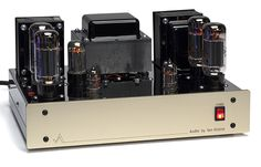 Van Alstine's Ultravalve Amplifier - a killer tube amp and fine craftsmanship in the US at a reasonable price.